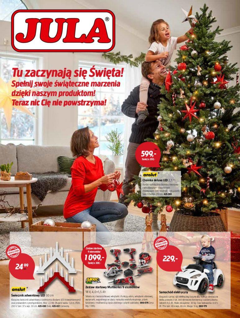 gazetka jula świąteczna